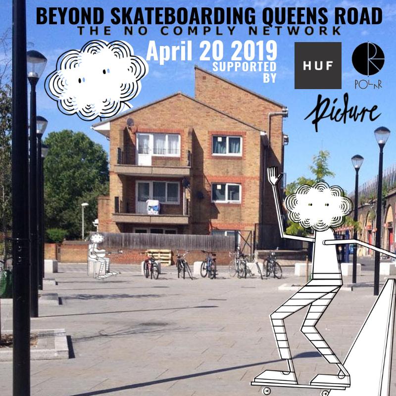 Beyond Skateboarding Queens Rd