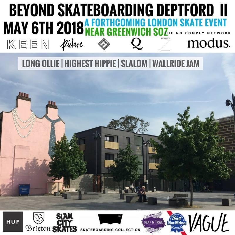 Beyond Skateboarding Deptford Two