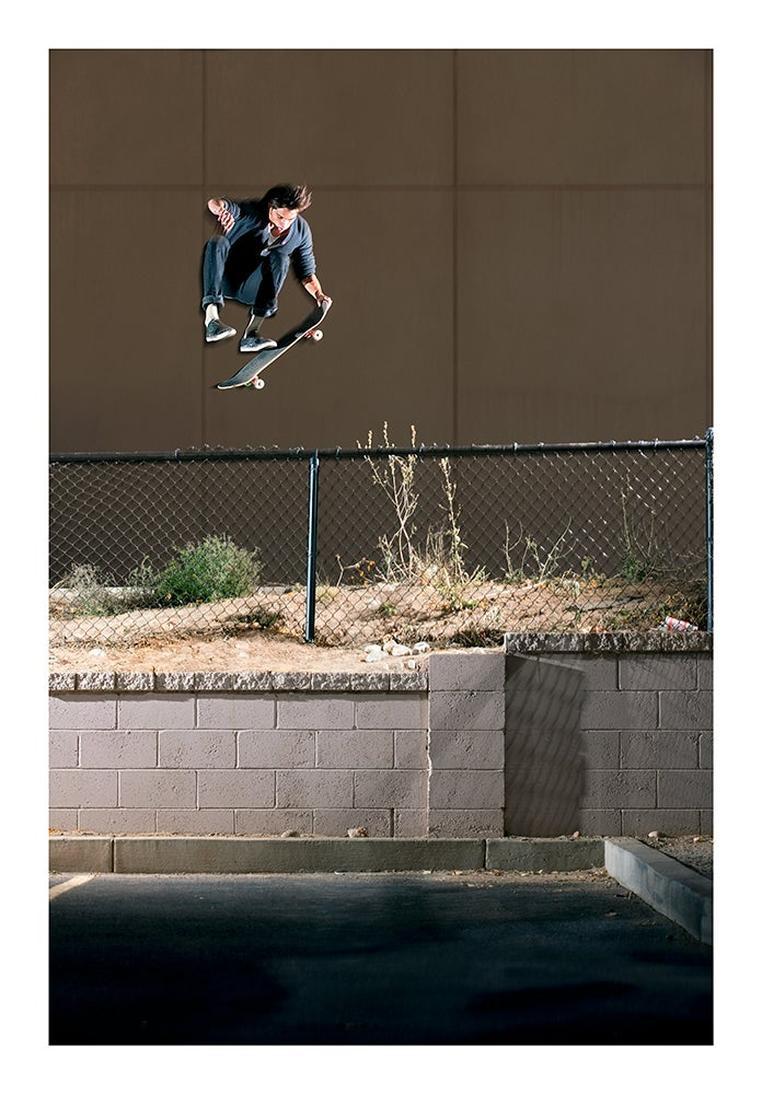 Anthony Acosta Dylan Impossible