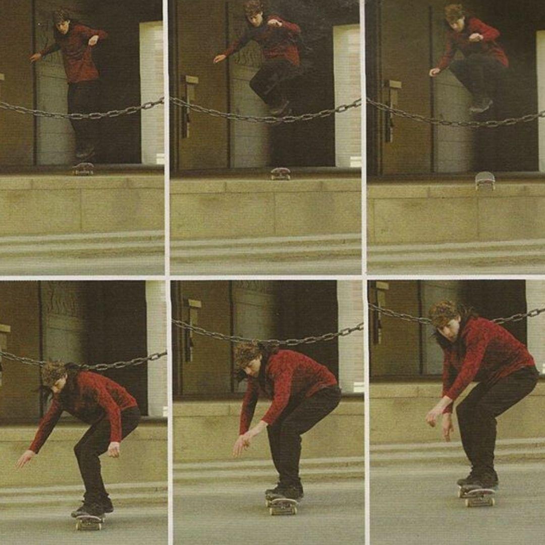 Louis Slater Skate 2