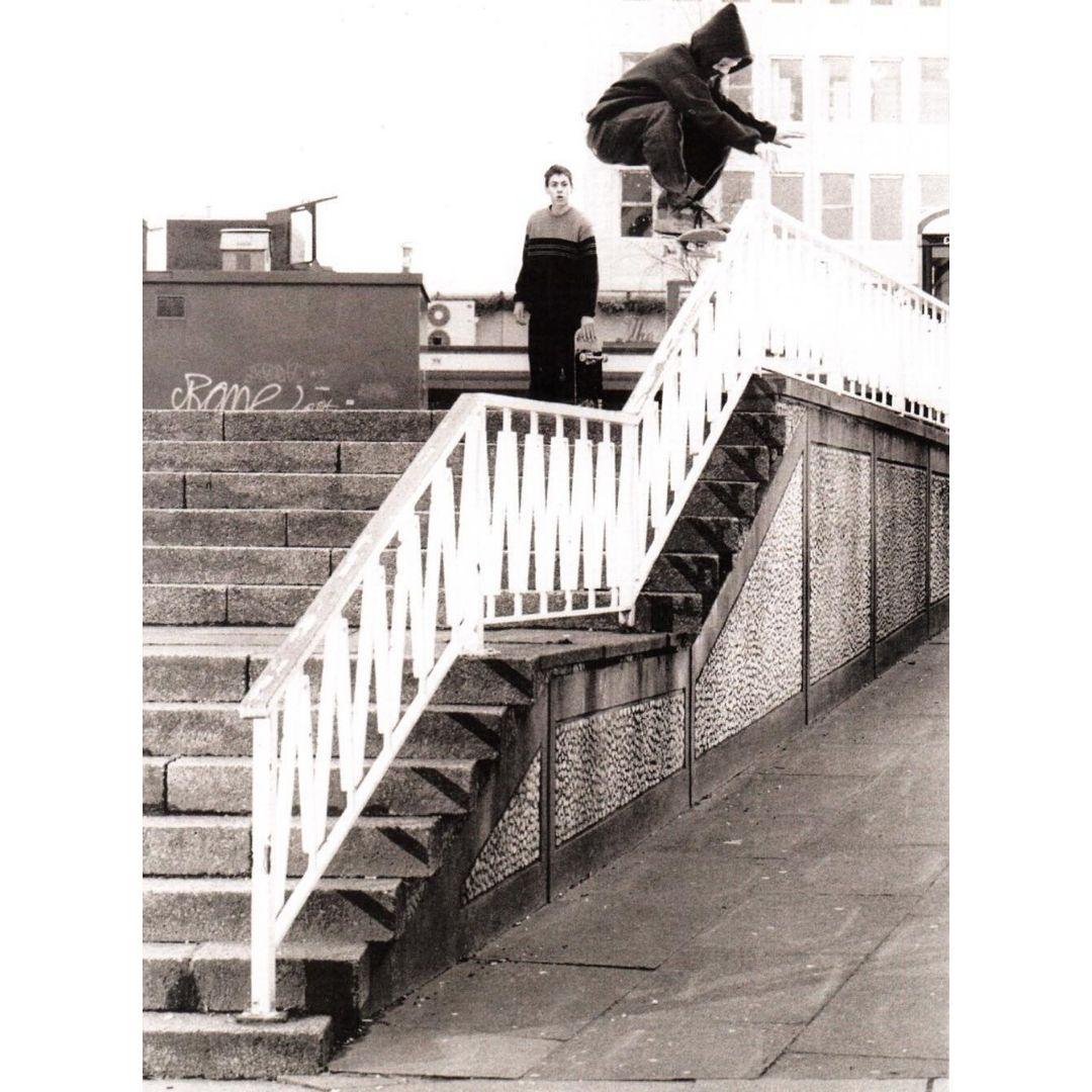 Louis Slater Skate 3