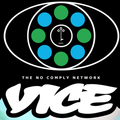 No Comply Network Vice Uk Logo