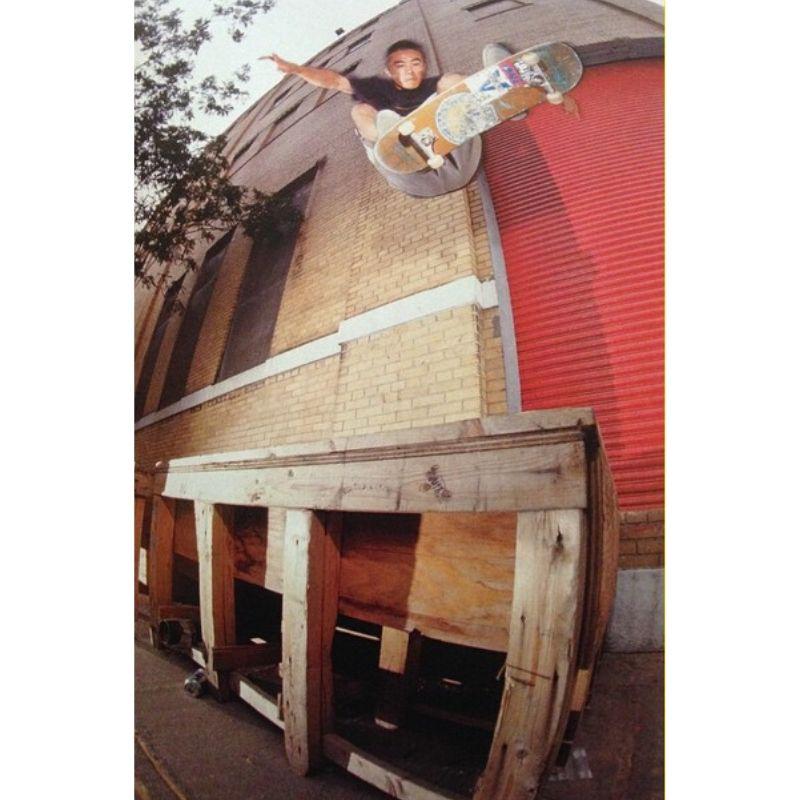 Spencer Fujimoto Ollie