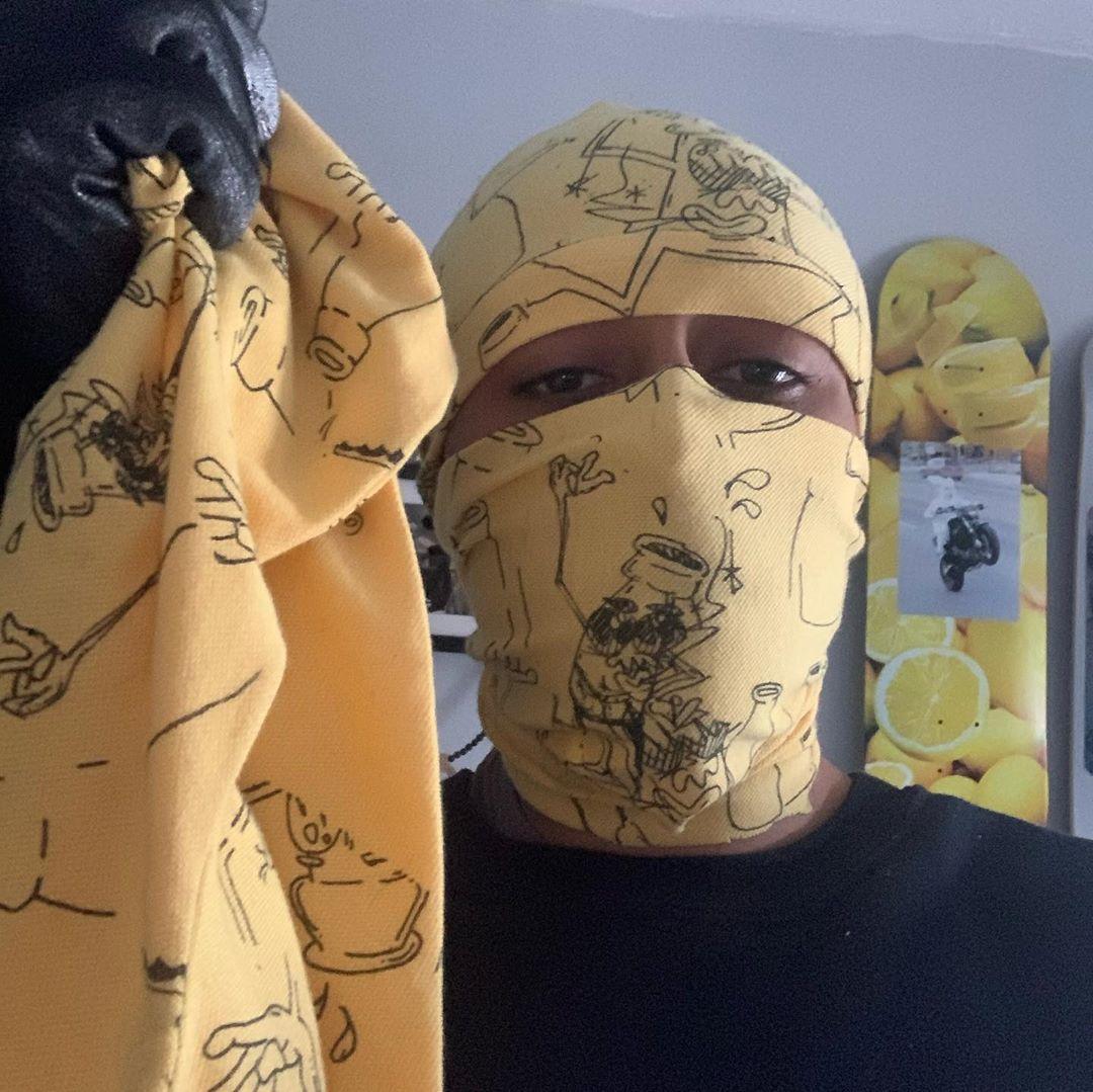 Callum Sidlauskas Face Masks